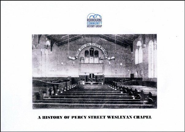 Percy Street Chapel